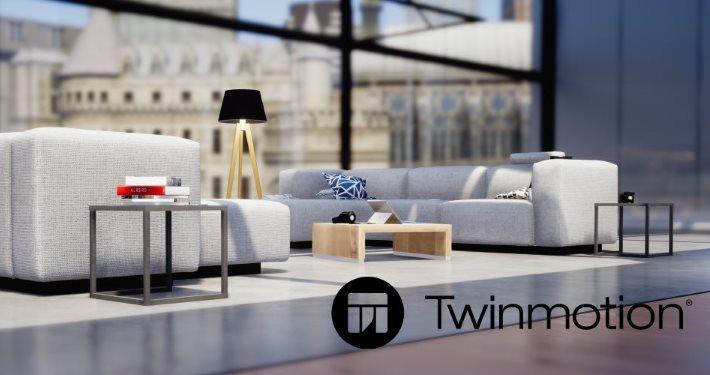 Twinmotion render