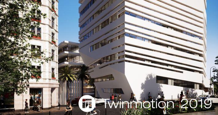 Twinmotion 2019 imagem