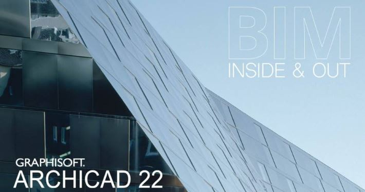 ARCHICAD 22 marketing image